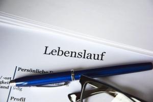 životopis na njemačkom primjer