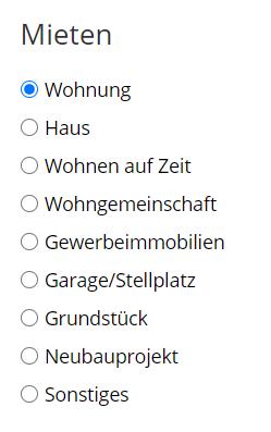 najam stana u Njemačkoj preko interneta