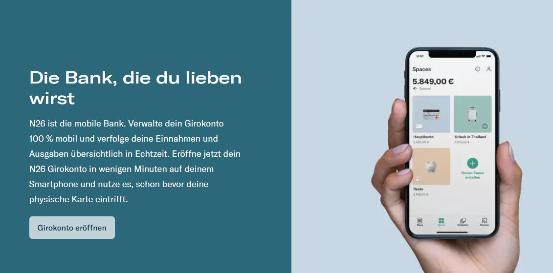 otvoriti račun u banci u Njemačkoj