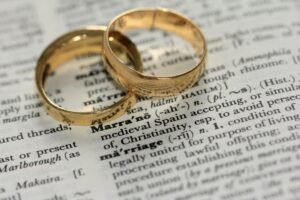 vjenčanje u Njemačkoj procedura
